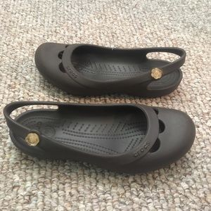 Crocs Flats Slingback